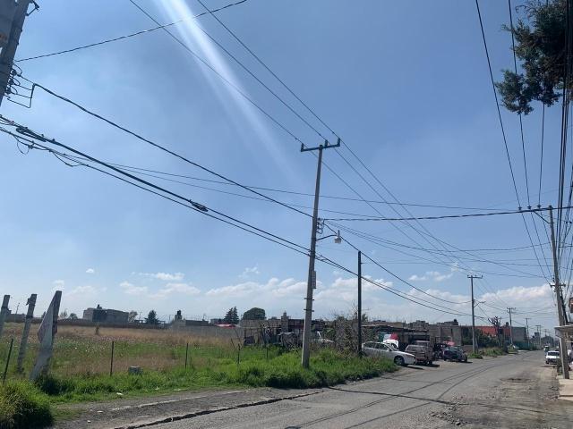 SANTA MARÍA TOTOLTEPEC, ESTADO DE MEXICO 50200, ,Terreno,En venta,1275